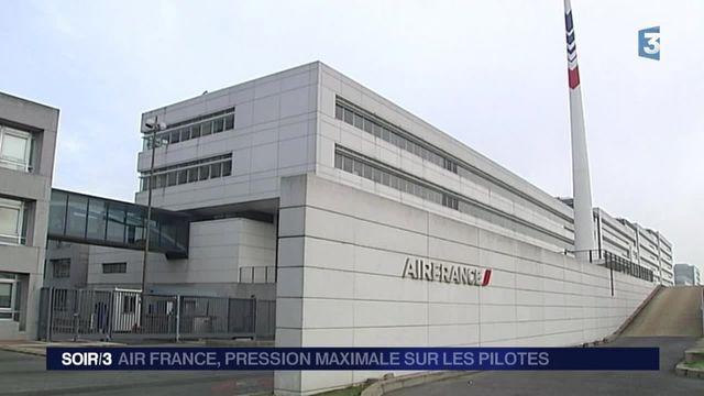 Air France en voie de restructuration