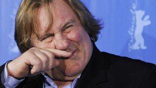 Gérard Depardieu.  (John MacDougall / AFP)