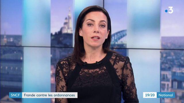 SNCF : la réforme par ordonnance indigne les syndicats