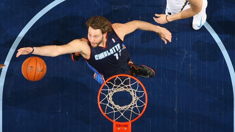 Josh McRoberts des Bobcats (JOE MURPHY / NBAE / GETTY IMAGES)