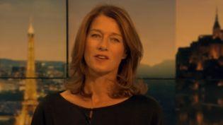 Carole Gaessler sur France 3 (France 3)
