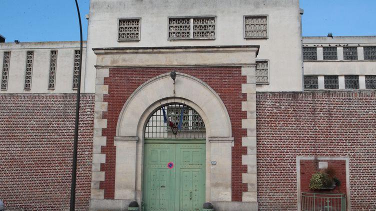 Le déténu s'était suicidé à la maison d'arrêt d'Amiens en 2011. (TOUCHART / MAXPPP)