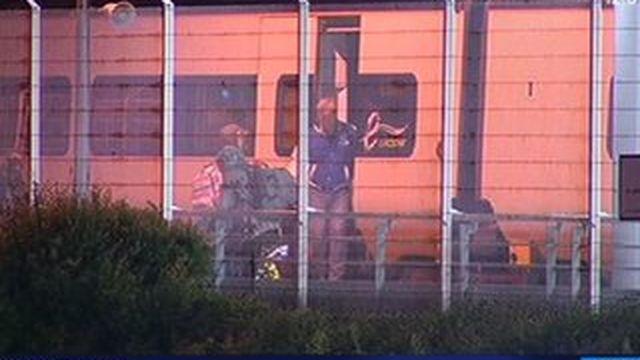 Nuit perturbée dans l'Eurotunnel : le trafic a pu reprendre ce matin
