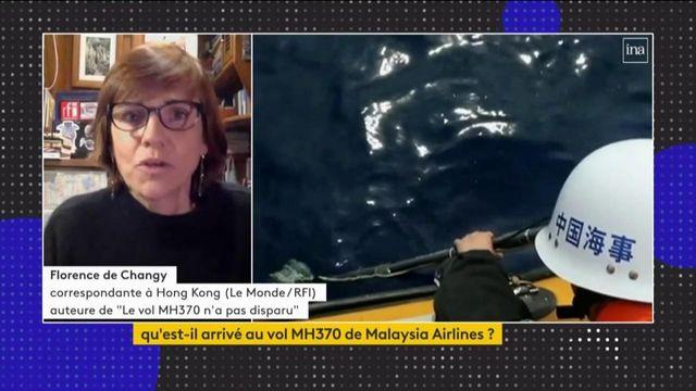 Disparition du vol MH370 : l'enquête de la journaliste Florence de Changy