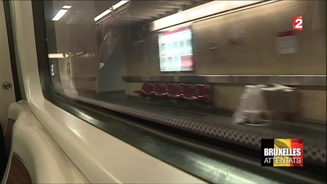 Bruxelles : beaucoup d'appréhension au moment de reprendre les transports en commun