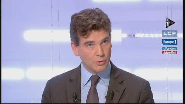 Arnaud Montebourg (I télé)