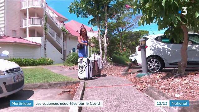 Martinique : les touristes invités à rentrer chez eux après l'annonce du reconfinement