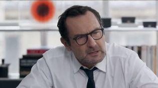 """Gilles Lellouche dans """"Jusqu'ici tout va bien"""". (France 3)"""
