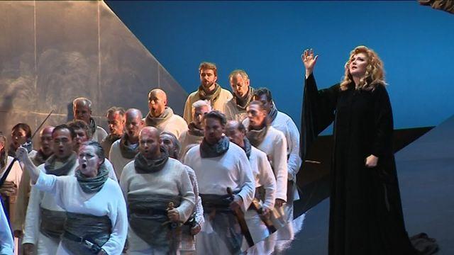 """L'opéra """"Norma"""" à Toulouse"""