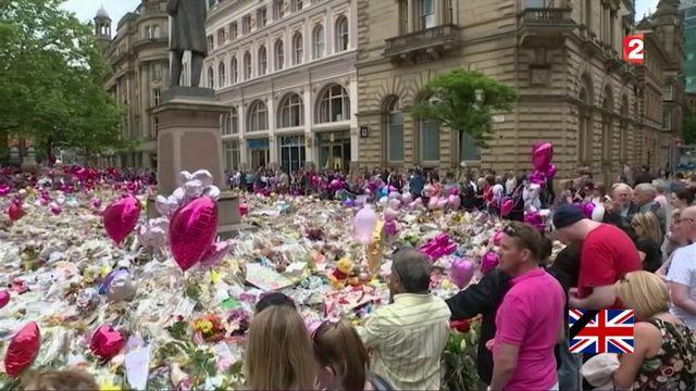 Attentats : un concert pour conjurer la peur à Manchester