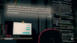 """Complément d'enquête. """"En deux heures de temps, Quentin a vécu un enfer"""" : victime d'un chantage à la webcam, l'adolescent s'est suicidé (COMPLÉMENT D'ENQUÊTE/FRANCE 2)"""