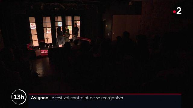 Pass sanitaire : inquiétudes au Festival d'Avignon