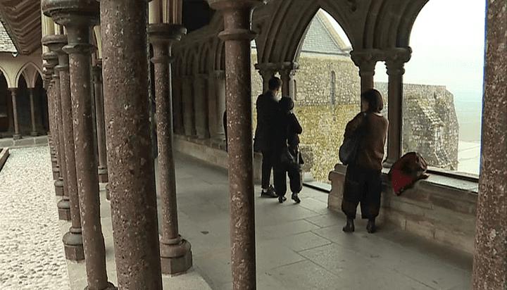 Vue sur la baie du Mont-Saint-Michel  (France 3 / Culturebox )