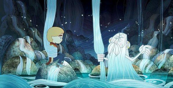"""LeChant de la mer"" (2014)  (Cartoon Saloon, Melusine Productions, The Big Farm, Superprod, Norlum)"