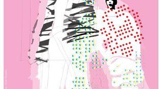 L'affiche du Festival international des créateurs de mode de Dinan 2020 (Festival international des créateurs de mode de Dinan 2020)