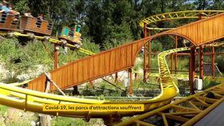 Le parc d'attractions AnimaParc (FRANCEINFO)