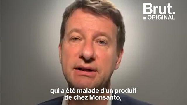 Tête du parti Europe Écologie Les Verts, le militant écologiste Yannick Jadot condamne l'influence des lobbies sur les élus politiques.