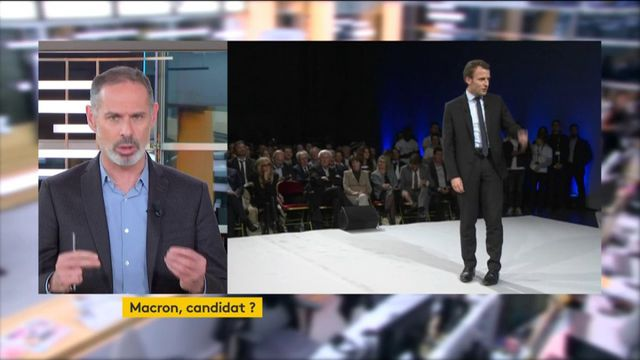 """Candidature d'Emmanuel Macron : """"Il n'y a plus de doute"""""""