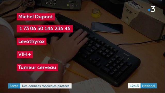Santé : les dossiers médicaux de près de 500 000 Français piratés et publiés sur Internet