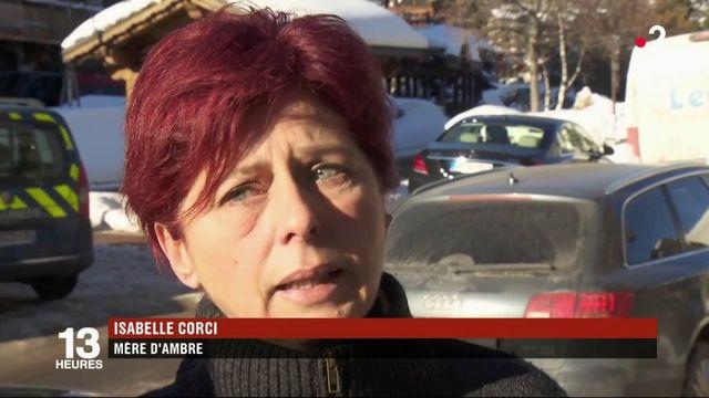 Incendie à Courchevel : une victime raconte son calvaire