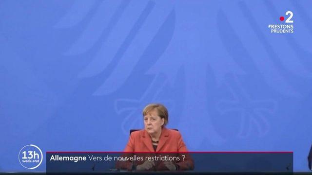 Coronavirus : la situation inquiète en Europe, l'Allemagne durcit ses mesures