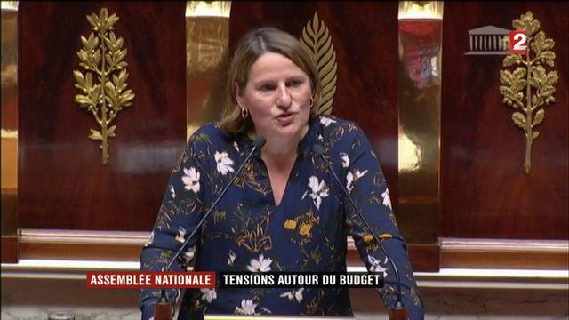 Assemblée nationale : vives tensions autour du budget 2018