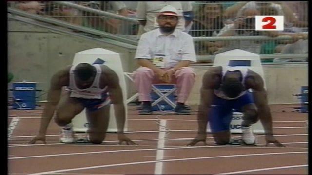 100 m 1992