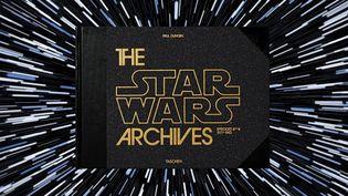 Star Wars - Les Achives : 1re de couverture (TASCHEN)