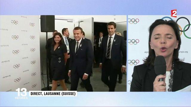 Jeux Olympiques: la France est prête pour 2024