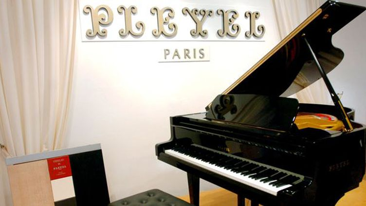 Un piano signé Pleyel  (Michael Esdourrubailh/ MAXPPP  )