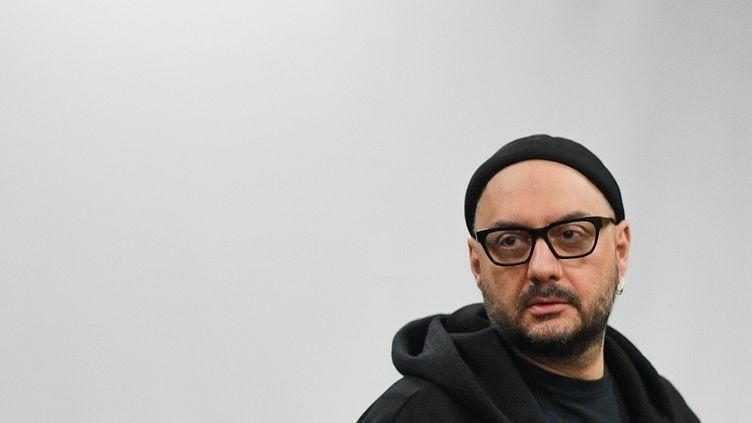 Le réalisateur russe Serebrennikov à Moscou, le 14 janvier 2020 (VLADIMIR ASTAPKOVICH / SPUTNIK)