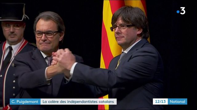Carles Puigdemont : son arrestation provoque la colère des Catalans