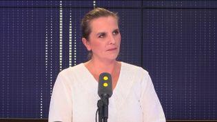 Caroline Fiat, députée La France insoumise de Meurthe-et-Moselle. (FRANCEINFO)