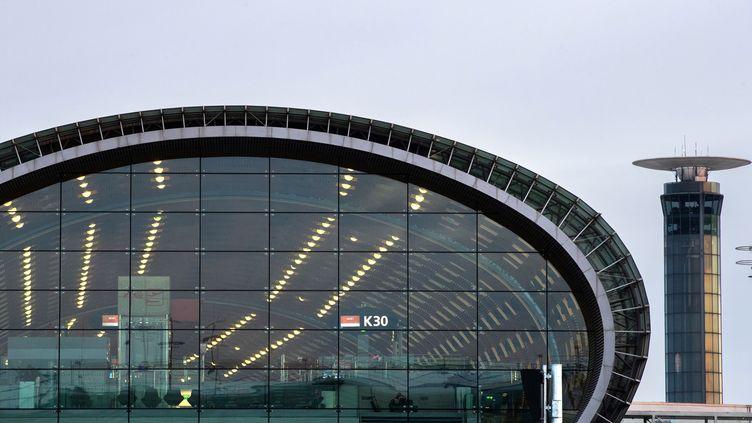 Aeroport de Roissy Charles-de-Gaulle, juillet 2019. (JOEL SAGET / AFP)
