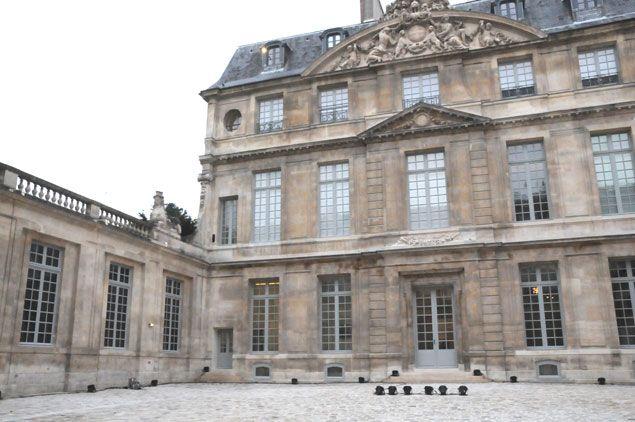 (Le Musée Picasso dans le Marais à Paris © Jean-Luc Grzeskowiak)
