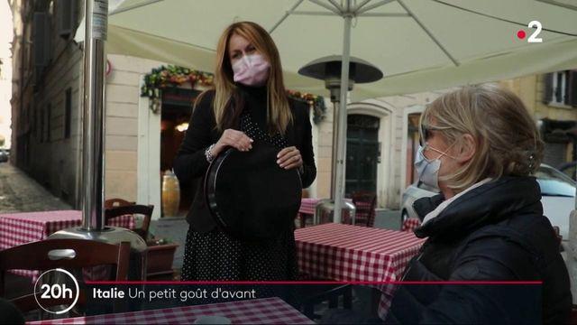 Italie : les restaurants et les musées rouvrent leurs portes