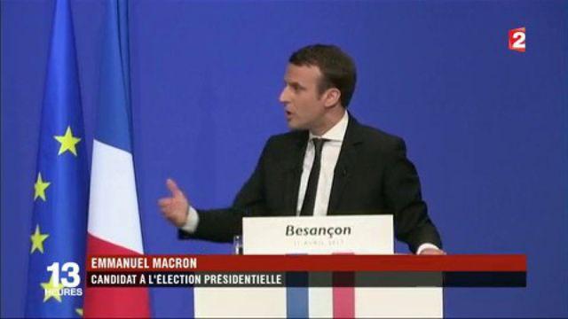 Macron : premiers doutes parmi les militants