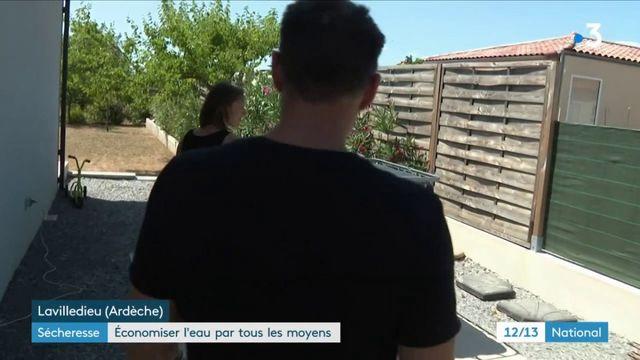 Ardèche : des restrictions d'eau pour lutter contre la sécheresse