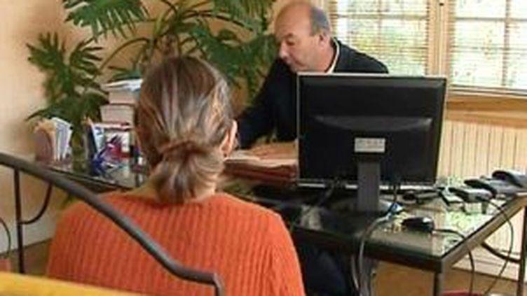 Consultation médicale (France3 Aquitaine)