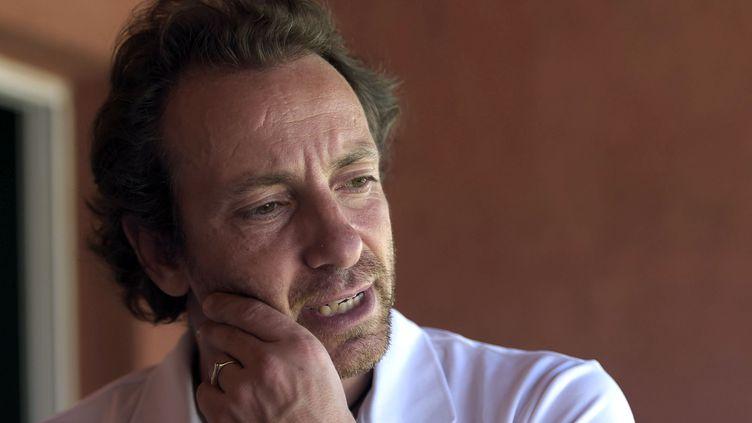 Philippe Candeloro se trouvait en Argentine au moment du drame (JUAN MABROMATA / AFP)