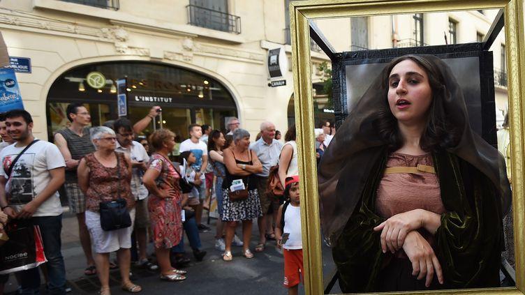 Avignon Off 2016  (Anne-Christine Poujoulat/AFP)