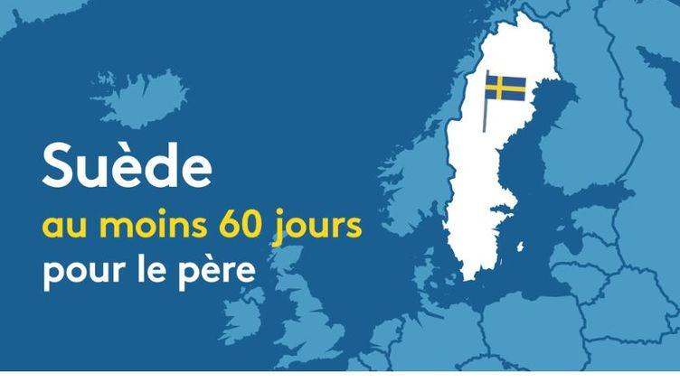 Carte du Suède. (DR)