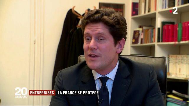 Entreprises : le gouvernement souhaite protéger davantage d'entreprises françaises