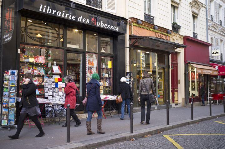 La Librairie des Abesses, librairie indépendante parisienne  (GUIZIOU Franck / hemis.fr / Hemis)