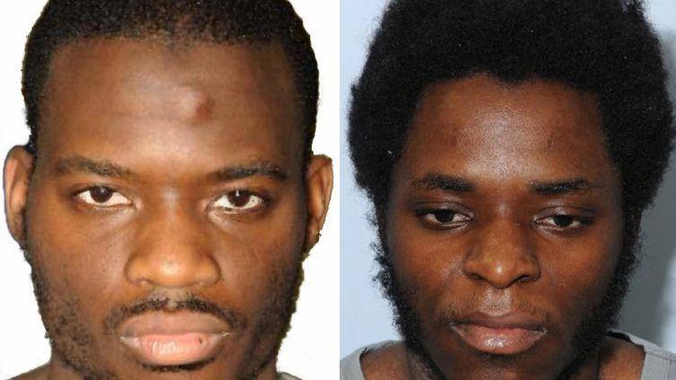 Michael Adebolajo et Michael Adebowale ont été condamnés mercredi 26 février à Londres (Royaume-Uni), pour le meurtre en pleine rue d'un soldat britannique de 25 ans. (METROPOLITAN POLICE / AFP)