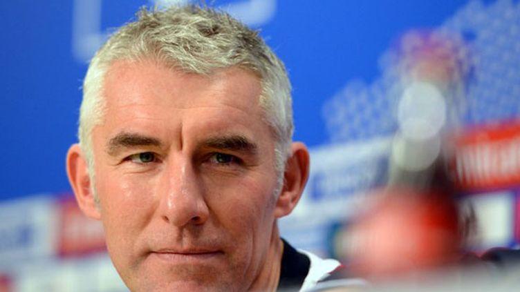 Le nouvel entraîneur de Hambourg, Mirko Slomka
