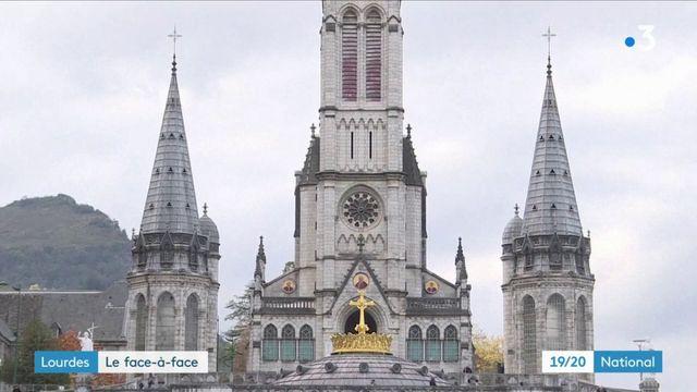 Pédophilie dans l'Église : des victimes reçues pour la première fois par les évêques de France à Lourdes
