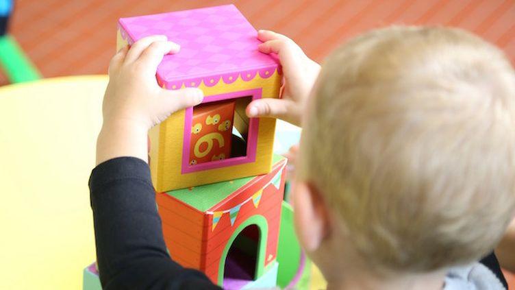 """Réforme des crèches : """"Il faut remettre l'enfant au centre de la discussion"""" (Crédits Photo : © Pixabay / Carole LR)"""