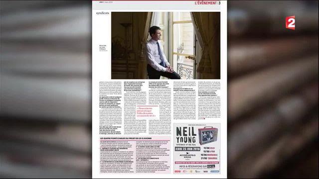 Réforme du Code du travail : Manuel Valls joue la carte de l'apaisement