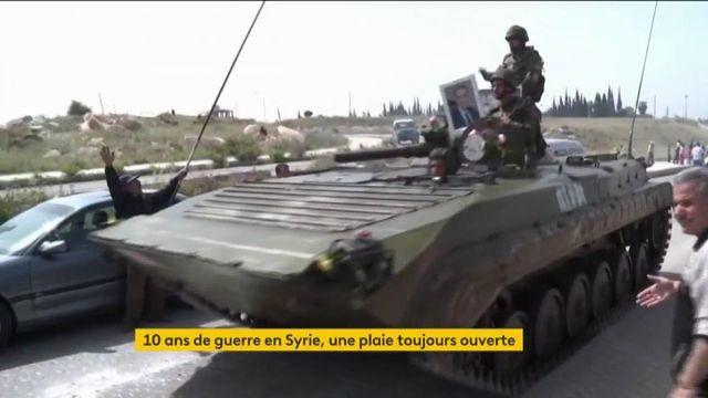 Printemps arabes : le douloureux bilan de la Syrie
